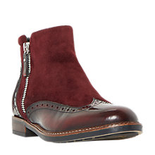 Buy Dune Pandallla Block Heeled Ankle Boots Online at johnlewis.com