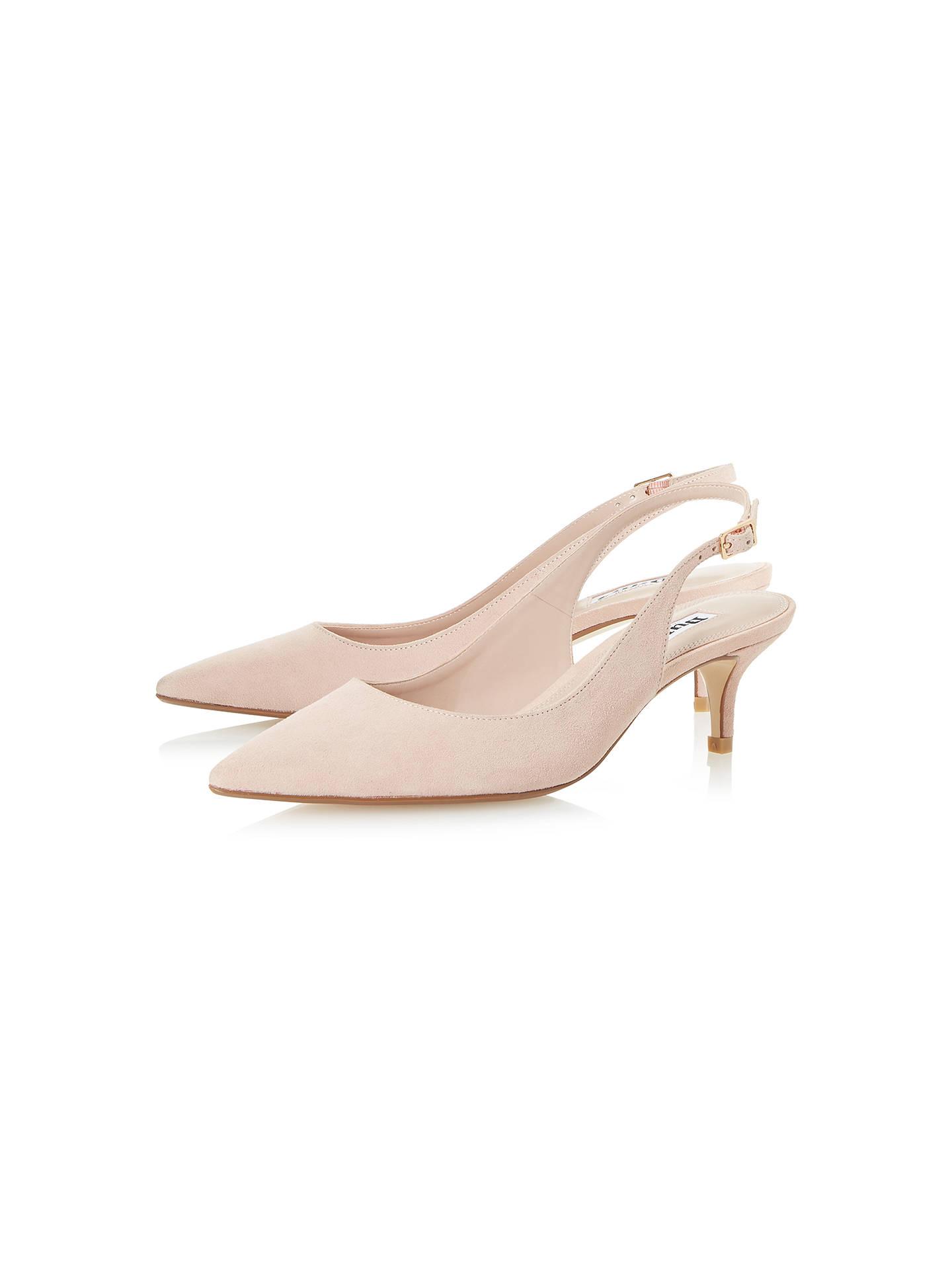 2a07368d3c7ef ... Buy Dune Casandra Kitten Heel Slingback Court Shoes