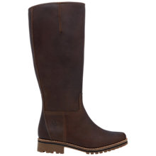 Buy Timberland Main Hill Knee High Boots, Brown Online at johnlewis.com