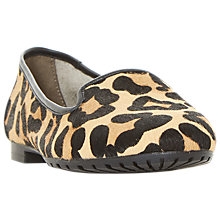 Buy Dune Geneveve Round Toe Loafers Online at johnlewis.com