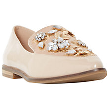 Buy Dune Gift Embellished Pointed Toe Loafers Online at johnlewis.com