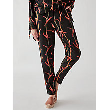 Buy Y.A.S Salvie Printed Trousers, Multi Online at johnlewis.com