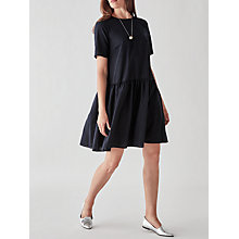 Buy Y.A.S Everly Back Tie Dress, Night Sky Online at johnlewis.com
