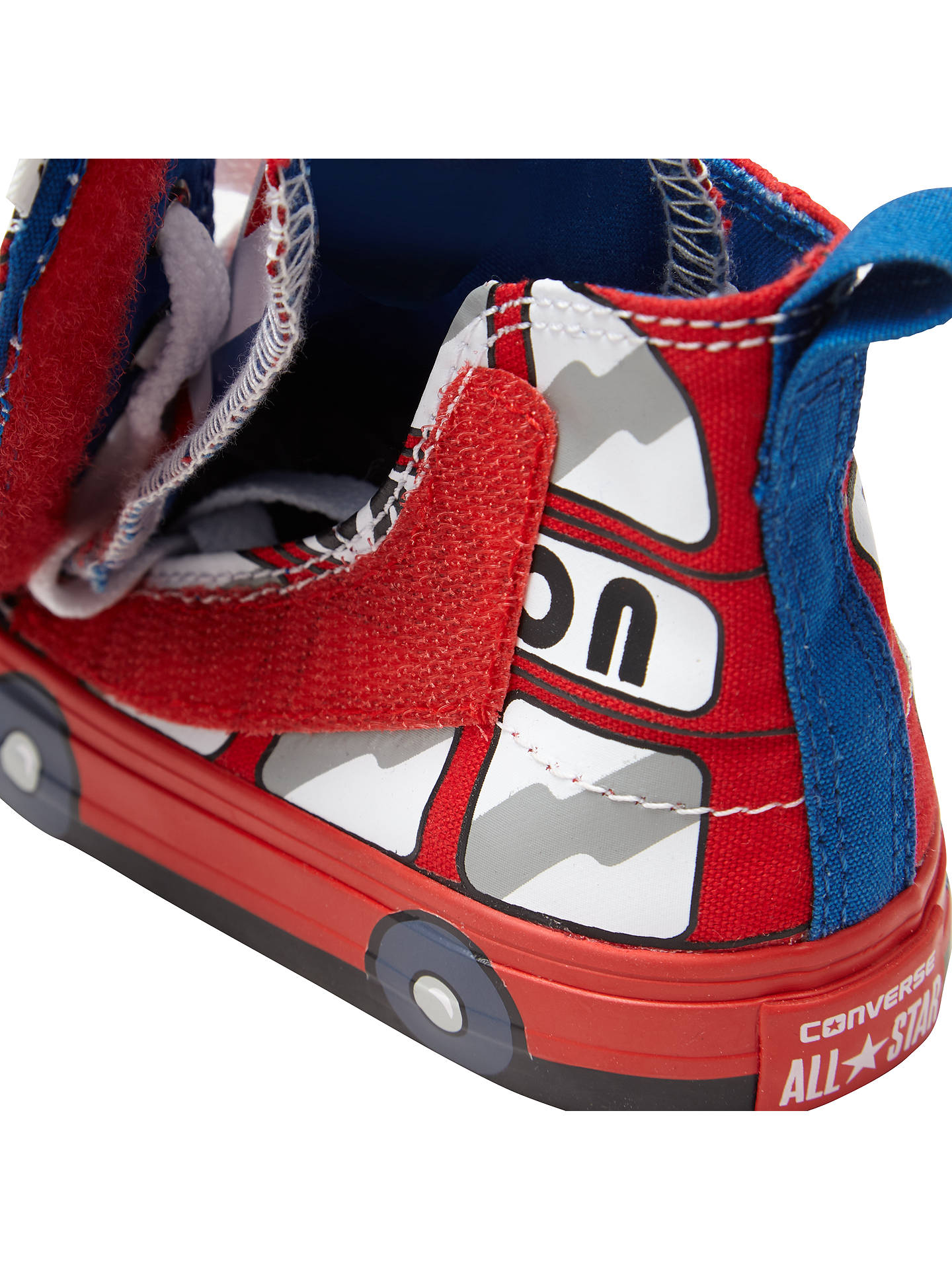 62a49572e7903b ... Buy Converse Chuck Taylor All Star Core Union Jack Hi-Top Trainers