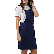 Buy Sugarhill Boutique Apron Dungaree Dress, Navy Online at johnlewis.com