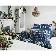Buy Harlequin Quintessence Print Cotton Bedding Online at johnlewis.com