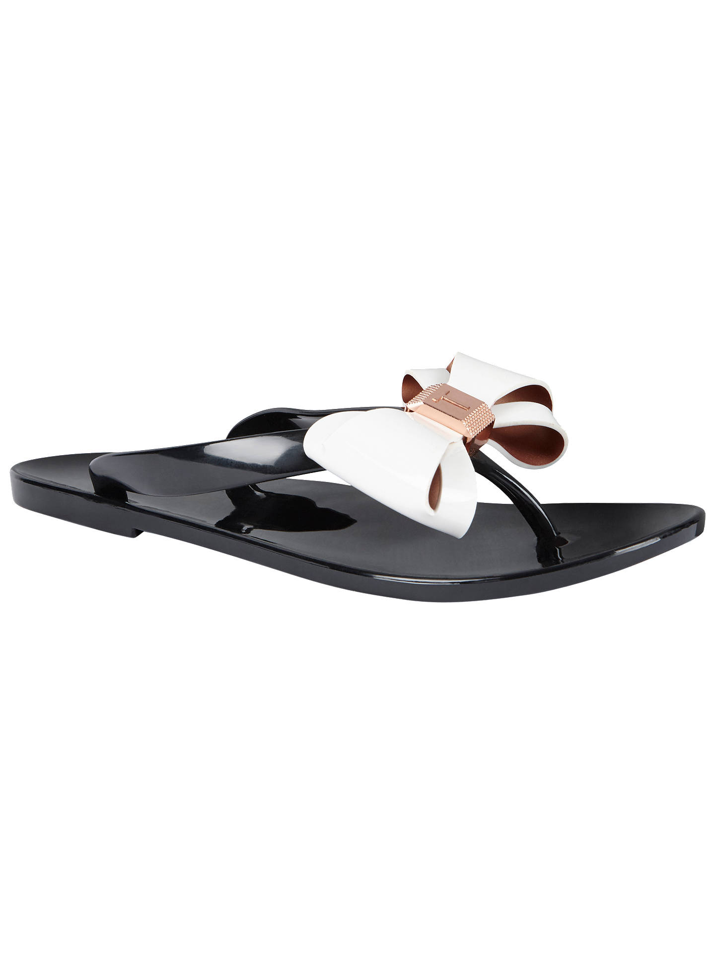 1937dbb55 Buy Ted Baker Rafeek Bow Flip Flops