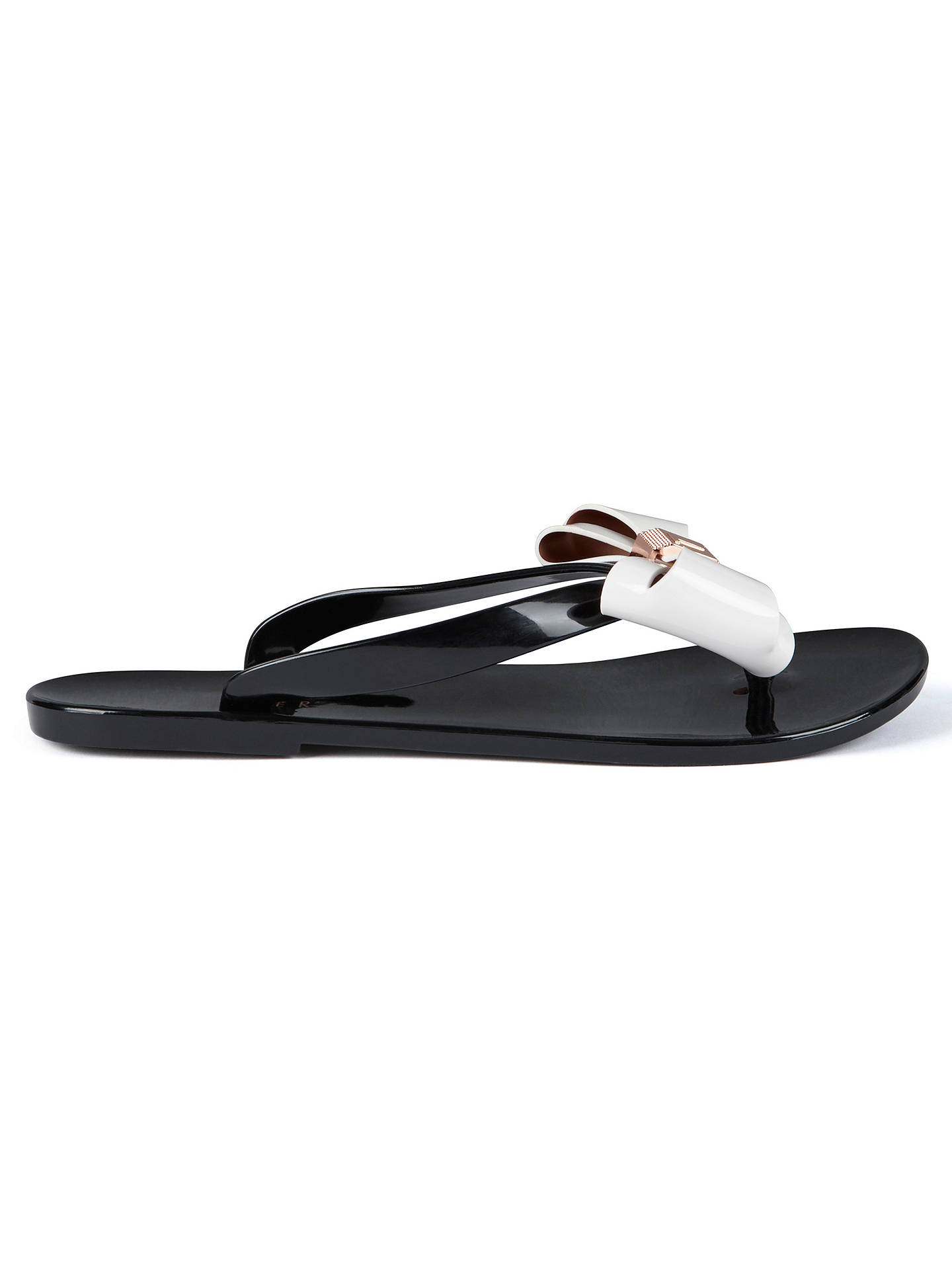 a728687c2 ... Buy Ted Baker Rafeek Bow Flip Flops