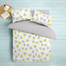 Buy MissPrint Persia Print Cotton Duvet Cover and Pillowcase Set Online at johnlewis.com