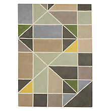 Buy Lindsey Lang Reflector Rug, Multi Online at johnlewis.com