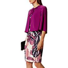 Buy Karen Millen Capelet Jacket Online at johnlewis.com