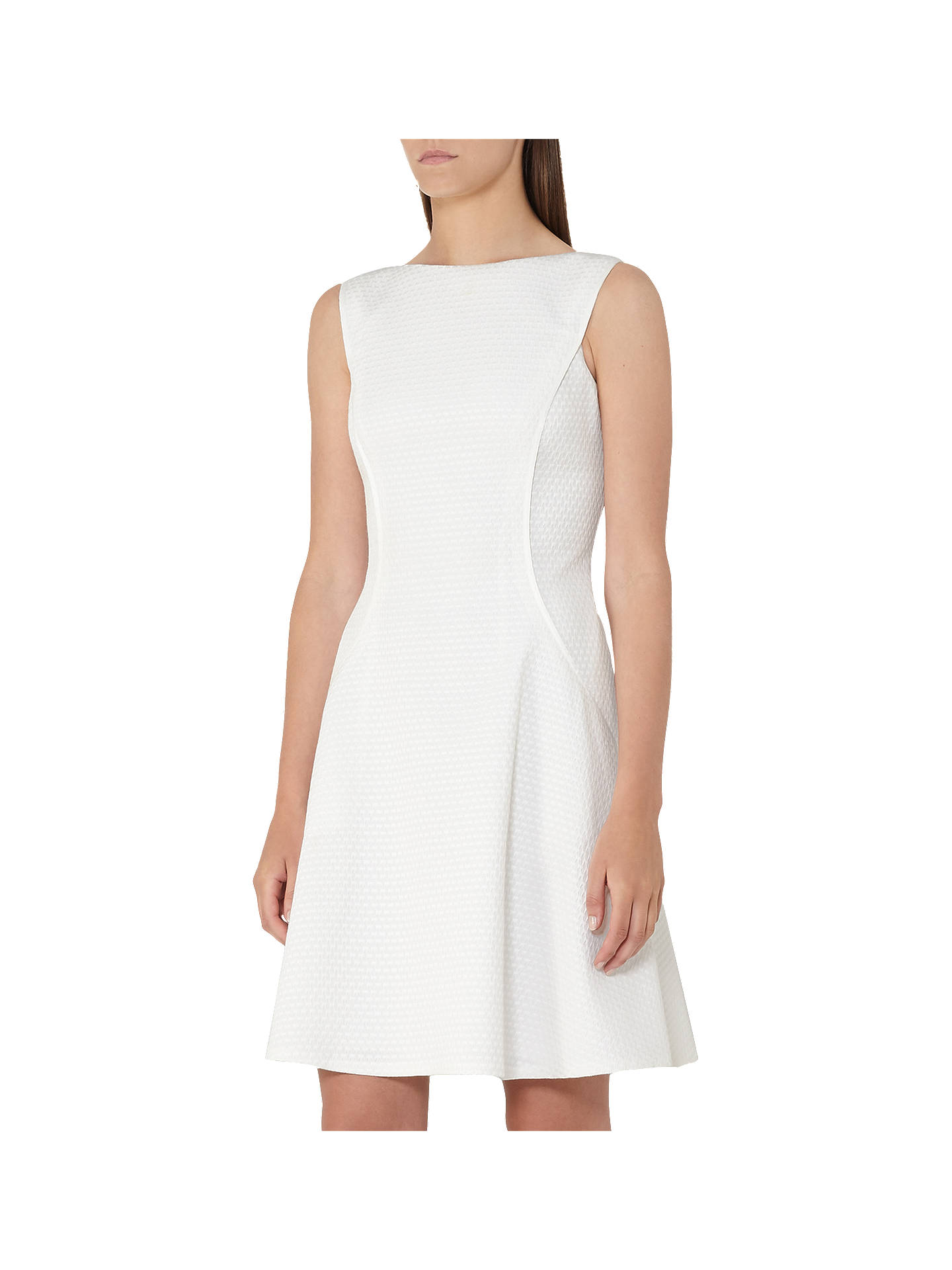 472c01b7f634 Buy Reiss Cara Textured Dress