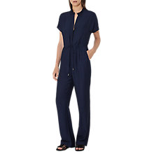 Buy Reiss Marienella Jumpsuit, Ink Online at johnlewis.com