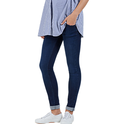 Isabella Oliver Zadie Super Stretch Skinny Denim Maternity Jeans, Indigo
