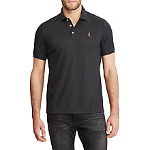 Buy Polo Ralph Lauren Short Sleeve Polo Top Online at johnlewis.com