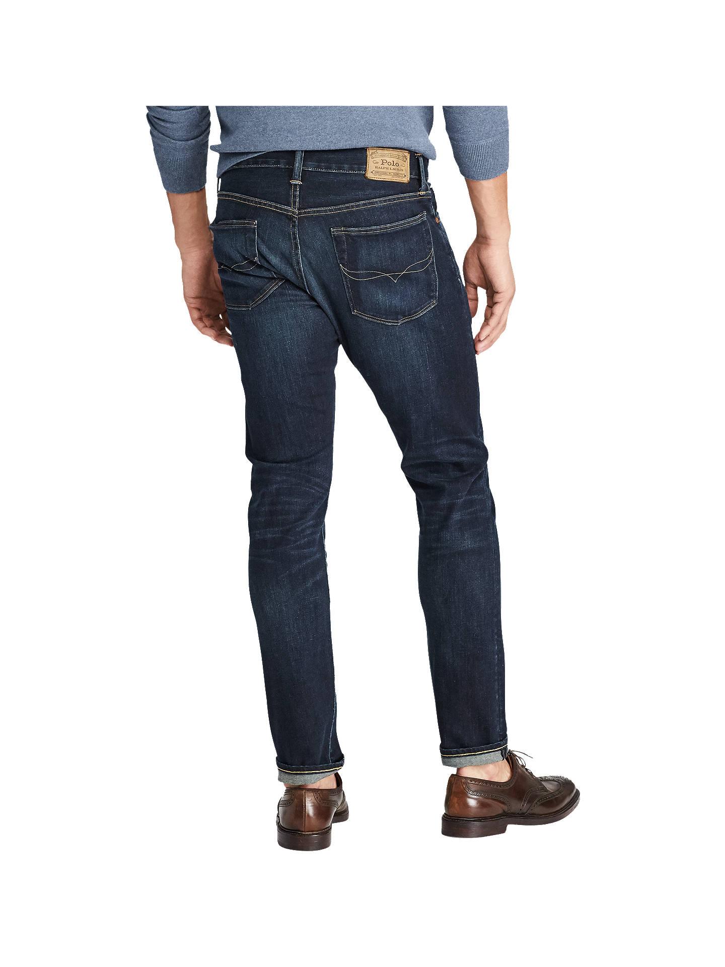 07e61a93 ... Buy Polo Ralph Lauren Sullivan Five Pocket Jeans, Murphy Stretch, 32R  Online at johnlewis ...