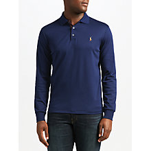 Buy Polo Ralph Lauren Long Sleeve Polo Shirt Online at johnlewis.com