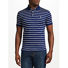Buy Polo Ralph Lauren Slim Polo Shirt Online at johnlewis.com