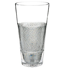 Buy Waterford Diamond Line Crystal Vase Online at johnlewis.com