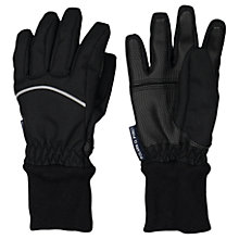 Buy Polarn O. Pyret Children's Winter Gloves, Black Online at johnlewis.com