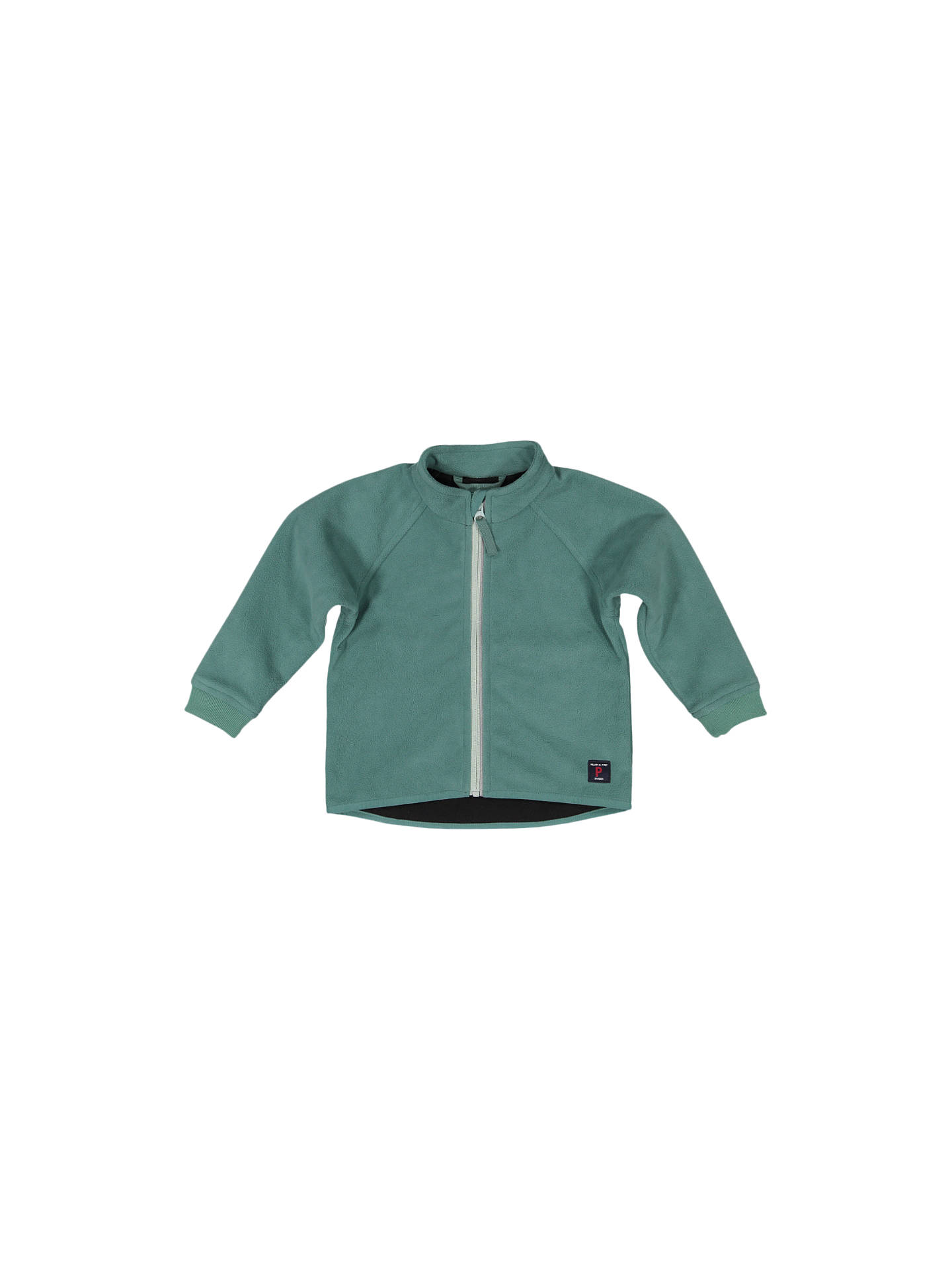 e925cab4f Polarn O. Pyret Baby Fleece Jacket at John Lewis   Partners