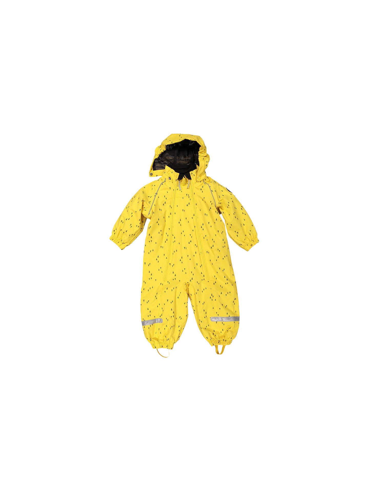 dff87c97f Polarn O. Pyret Baby Lined Overall