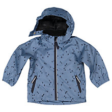 Buy Polarn O. Pyret Baby Shell Coat, Blue Online at johnlewis.com