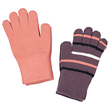 Buy Polarn O. Pyret Children's Gloves, Pack of 2 Online at johnlewis.com