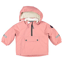 Buy Polarn O. Pyret Baby Winter Coat, Pink Online at johnlewis.com