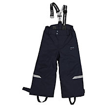Buy Polarn O. Pyret Children's Padded Trousers, Blue Online at johnlewis.com