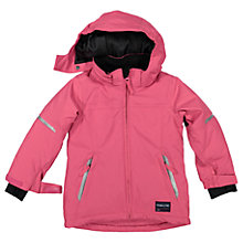 Buy Polarn O. Pyret Children's Winter Coat, Pink Online at johnlewis.com