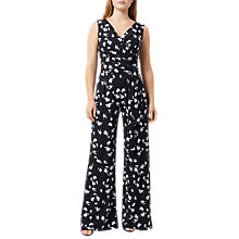 Buy Damsel in a dress Kelsie Jumpsuit, Black Online at johnlewis.com