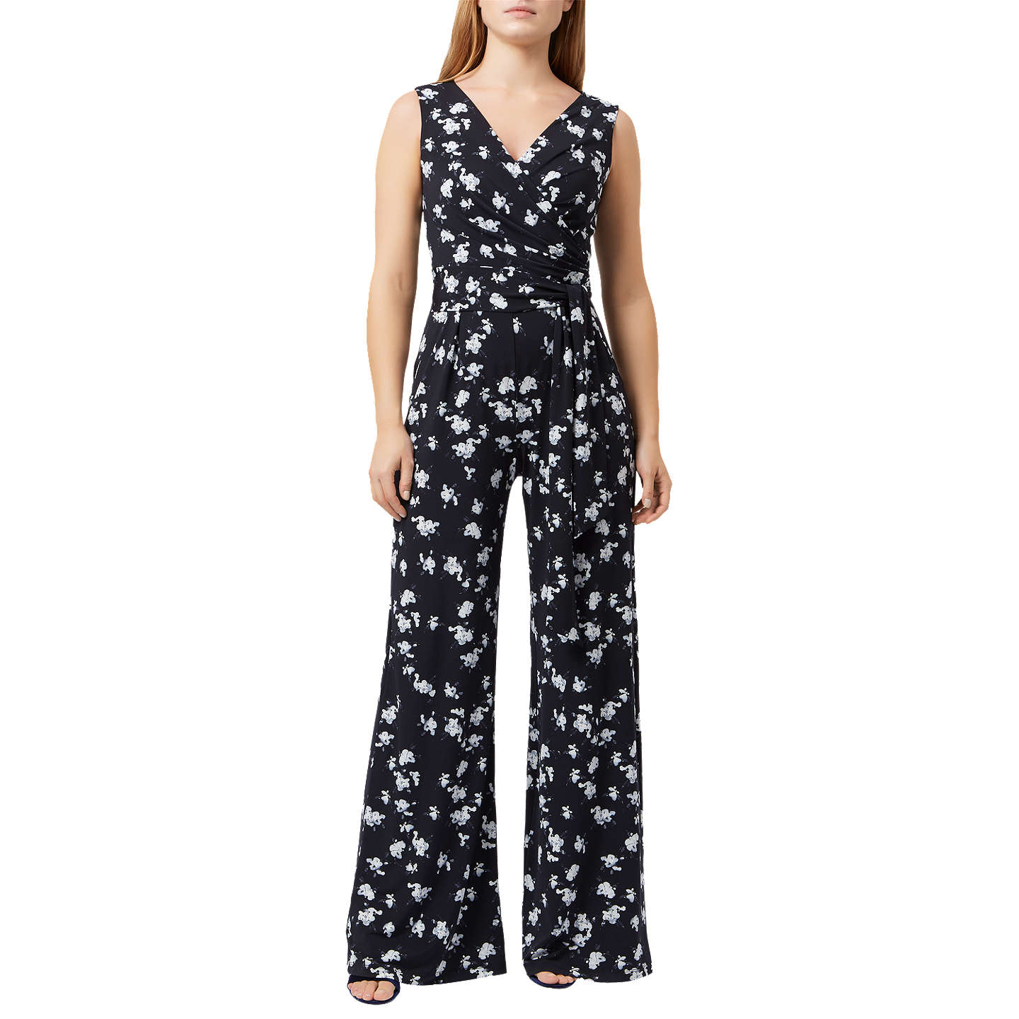 BuyDamsel in a dress Kelsie Jumpsuit, Black, 8 Online at johnlewis.com