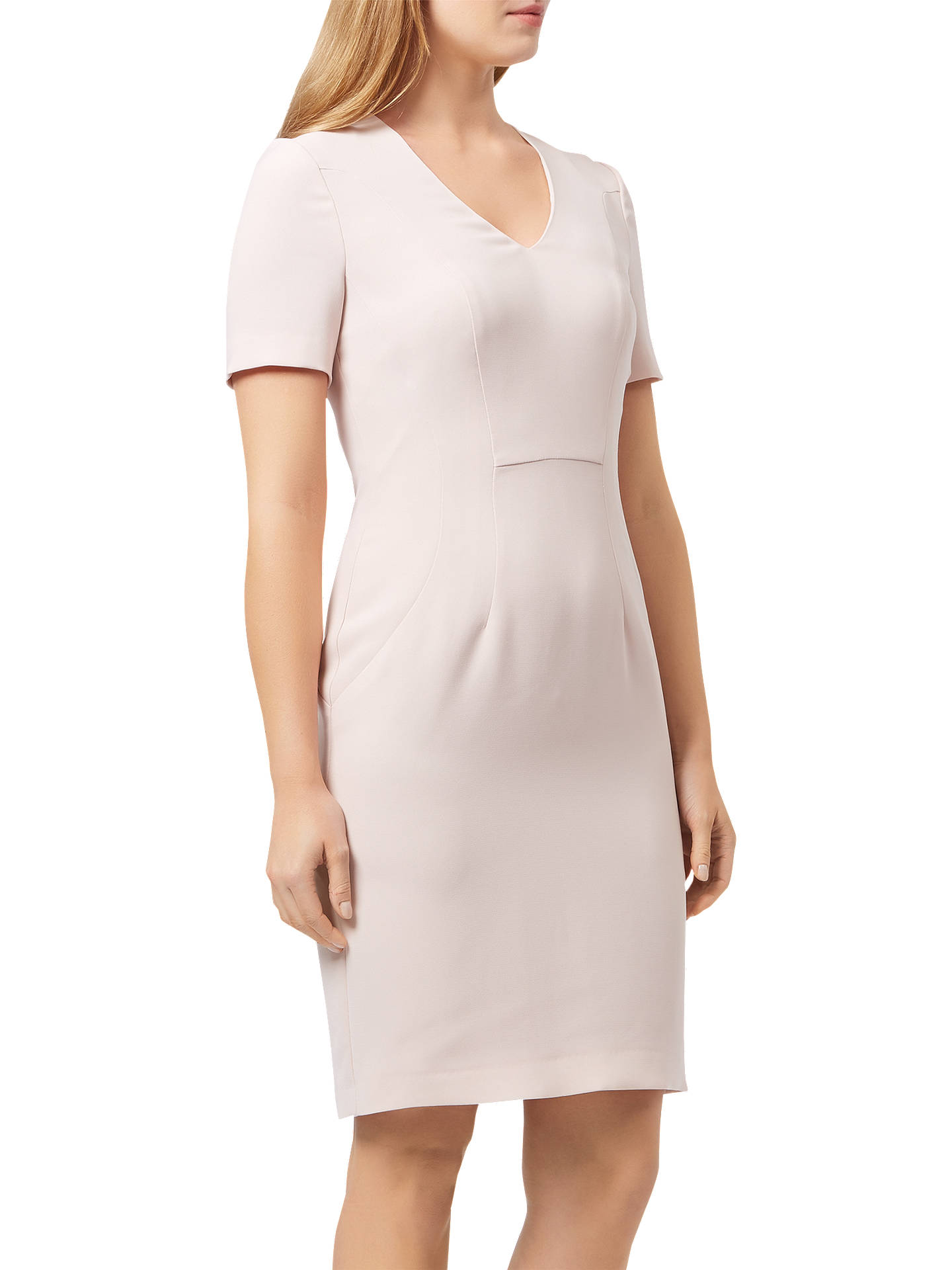 BuyDamsel in a dress Avalyn Dress, Neutral, 8 Online at johnlewis.com