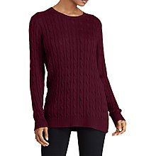 Buy Lauren Ralph Lauren Kati Long Sleeve Jumper Online at johnlewis.com