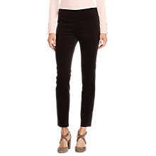 Buy Lauren Ralph Lauren Keslina Skinny Trousers, Deep Chestnut Online at johnlewis.com