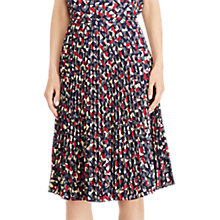 Buy Lauren Ralph Lauren Colyn Dress, Multi Online at johnlewis.com