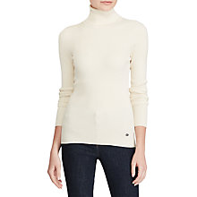 Buy Lauren Ralph Lauren Amanda Turtleneck Jumper Online at johnlewis.com