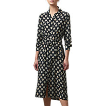 Buy Toast Ailao Print Dress, Deep Olive Online at johnlewis.com