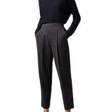 Buy Toast Soft Wool Trousers, Grey Online at johnlewis.com