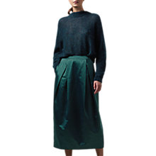 Buy Toast Dolman Knit Jumper, Petrol Online at johnlewis.com