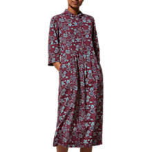 Buy Toast Lalin Print Dress, Port Online at johnlewis.com