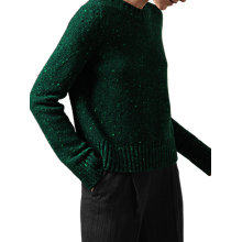Buy Toast Wool Cashmere Knit Jumper Online at johnlewis.com