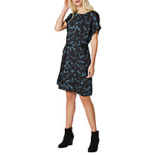 Buy Selected Femme Zenia Printed Dress, Orion Blue Online at johnlewis.com