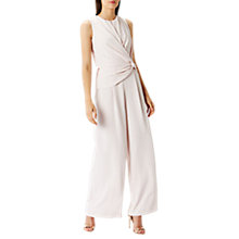 Buy Coast Mimi Twist Front Jumpsuit Online at johnlewis.com