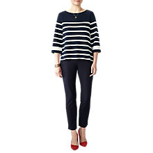 Buy Pure Collection Milano Cotton Sweater Online at johnlewis.com