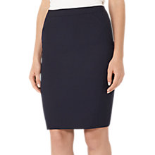 Buy Reiss Faulkner Tailored Skirt, Navy Online at johnlewis.com