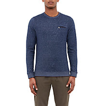 Buy Ted Baker Malibo Crew Jersey Jumper Online at johnlewis.com