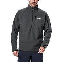 Buy Berghaus Spectrum Micro 2.0 Half Zip Fleece, Grey Marl Online at johnlewis.com