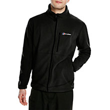 Buy Berghaus Fortrose 2.0 Men's Fleece Jacket, Black Online at johnlewis.com